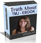 The Truth About TMJ ebook cover
